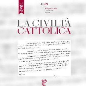 教宗方济各亲笔致函,庆贺《公教文明》创刊 170 周年