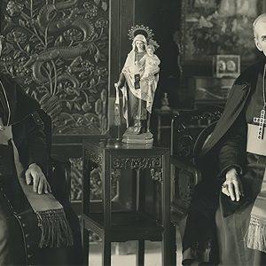 刚恒毅枢机:中国与天主教传教区改革