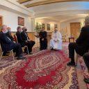 """""""自由让我们感到恐惧"""" —— 教宗方济各接见斯洛伐克耶稣会士"""